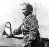 Lilya Litvak, (la 'Rosa Blanca de Stalingrado')