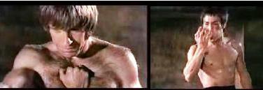 Bruce Lee, precursor de la 'Kung-Fu depilación