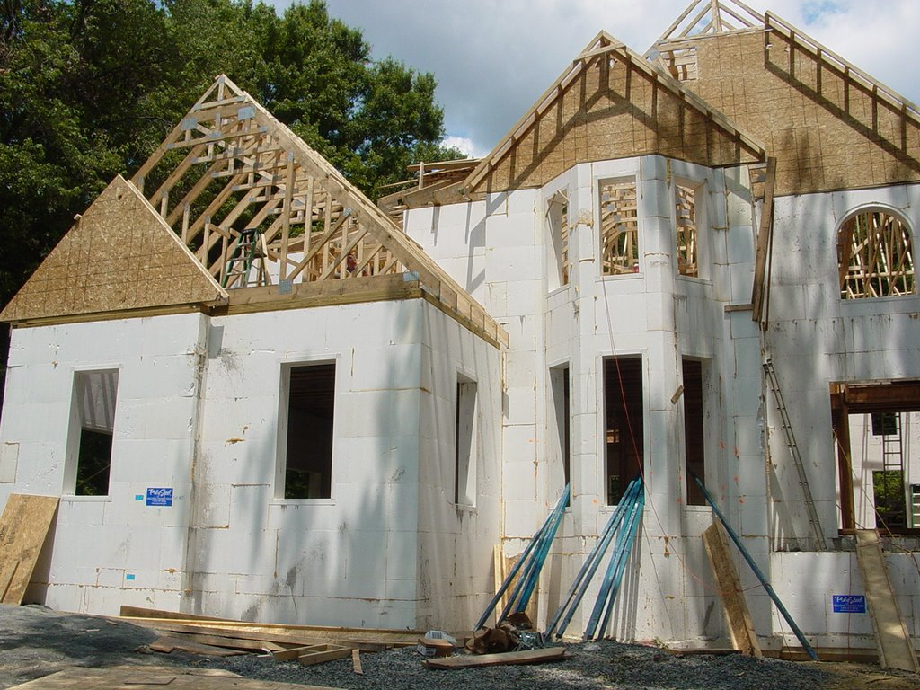 Energy Efficient Safer Insulated Concrete Homes