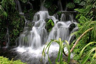 Waterfall lapse