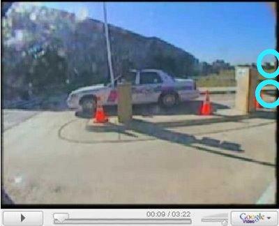 Fotograma de cámara de seguridad