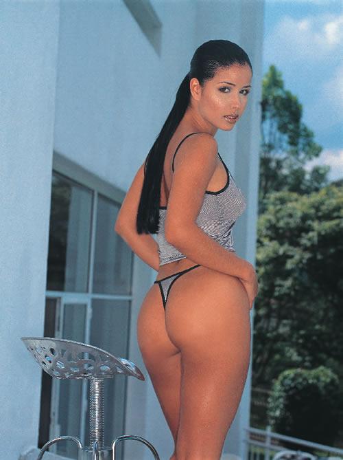 Marlene favela lenceria en revista h - 3 2