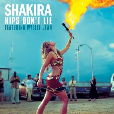 Shakira DVD