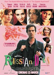 'Russian Dolls', sequel to 'Spanish Apartment' and you so have to watch it!