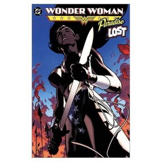 Wonder Woman: Paradise Lost