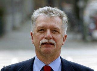 Karl Hennig, Präsident des Nofitti Vereins, Berlin