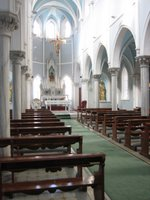 Interior of St. Helen