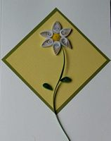 free quilling pattern free daisy pattern free quilled daisy pattern
