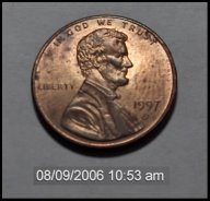 First Penny Found