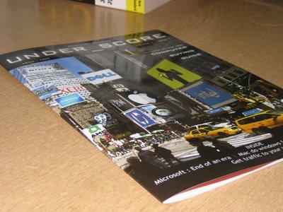 Under_score: Exun's magazine