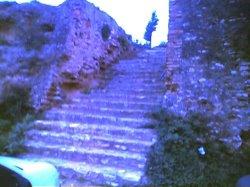 escales per sortir/entrar del fossat
