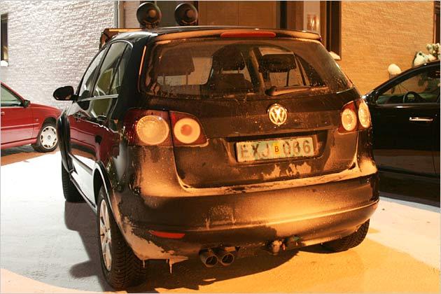 Motor Mania Buzz 2006 Volkswagen Crossgolf