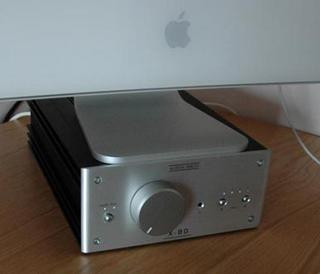 Musical Fidelity amp