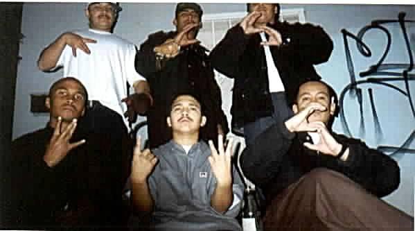 drifters 13 gang