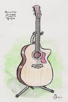 view topic guitar sketch