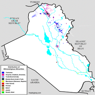 Ethno-religious minorities in Iraq