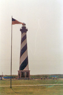 CAPE HATTERAS LIGHOUSE