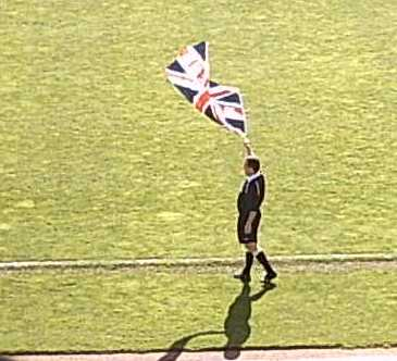Image result for linesman union flag