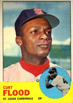 curt flood thesis Senior thesis political science department of haverford college curt flood act of 1998 removed those aspects of the exemption pertinent to labor relations.
