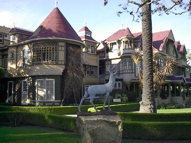 essay sarah winchester and her mystery house