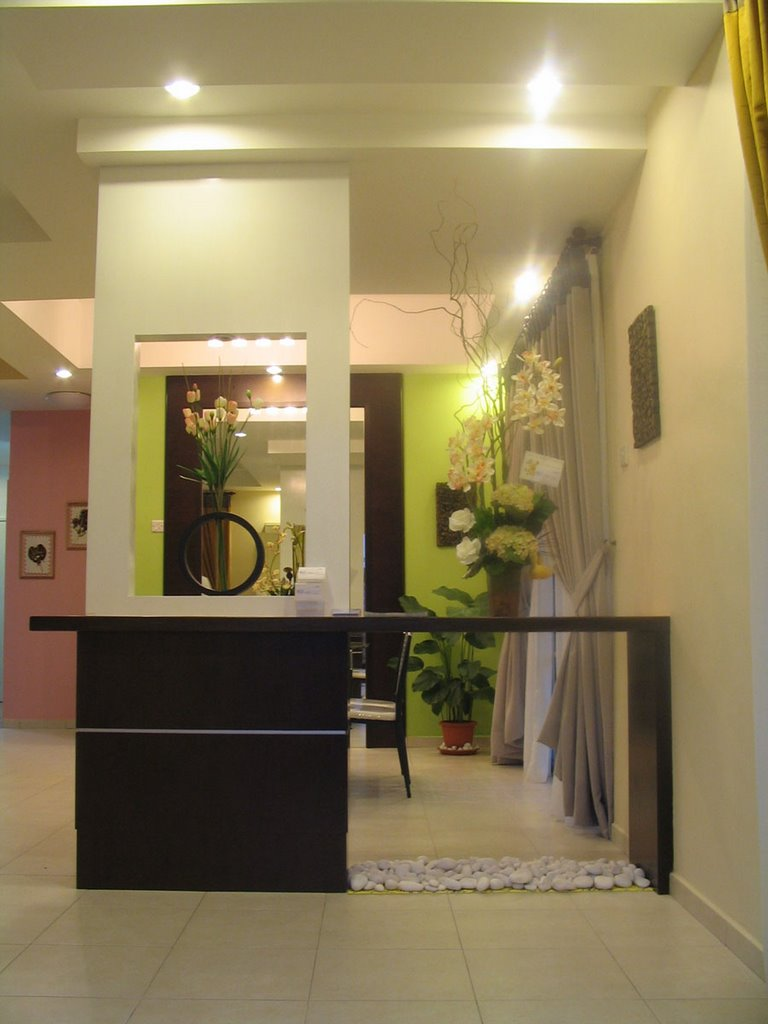 Interior Design Project Taman Cheng Baru Sample House Melaka