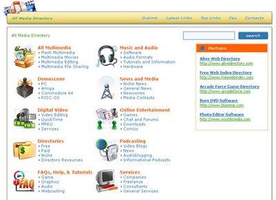 All Media Directory