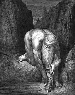 Dante Infierno