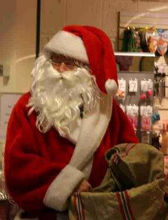 Santa Claus in
