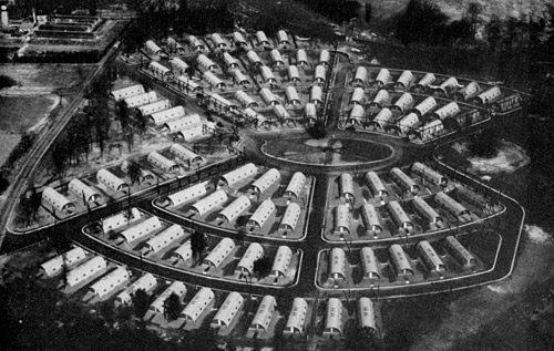 Military Surplus Quonset Huts >> BLDGBLOG: Quonset
