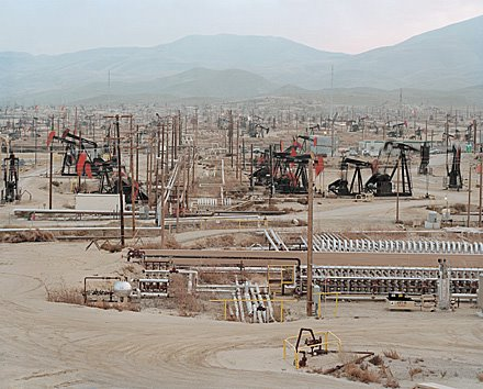 Burtynsky Oil Fields or Quot Oil Fields Quot And Quot Tailings
