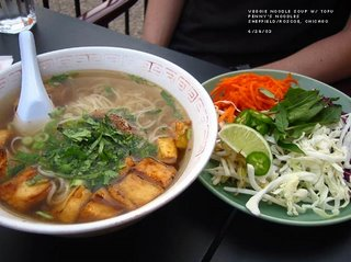 Thai Vegetarian Soup