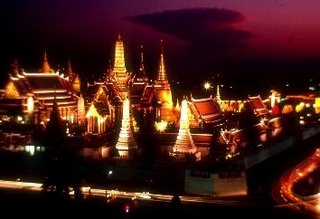 Wat Phra Keaw in Bangkok, Thailand