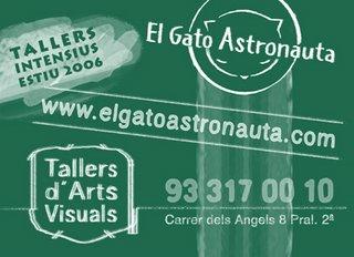 El Gato Astronauta - formación y talleres en creación audiovisual