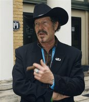 Kinky Friedman Texas governor politics current events government http://markinmexico.blogspot.com/