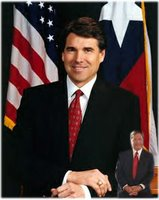 Rick Perry Texas Governor conservative opinion on politics government current events Mark in Mexico