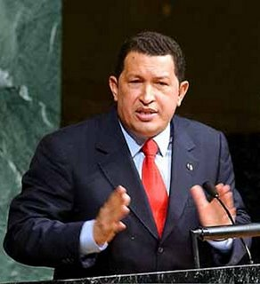 Hugo Chavez Venezuela Russian weapons conservative opinion on news politics government current events Mark in Mexico