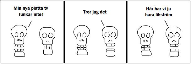 platt tv likström