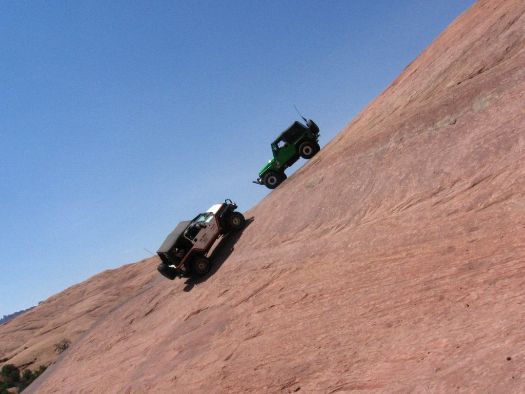 Dan's Blog: Moab Utah 4x4 Jeep Tour with Dan Mick