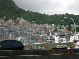 Rocinha is pronounced in English: Haw-SEE-neeya