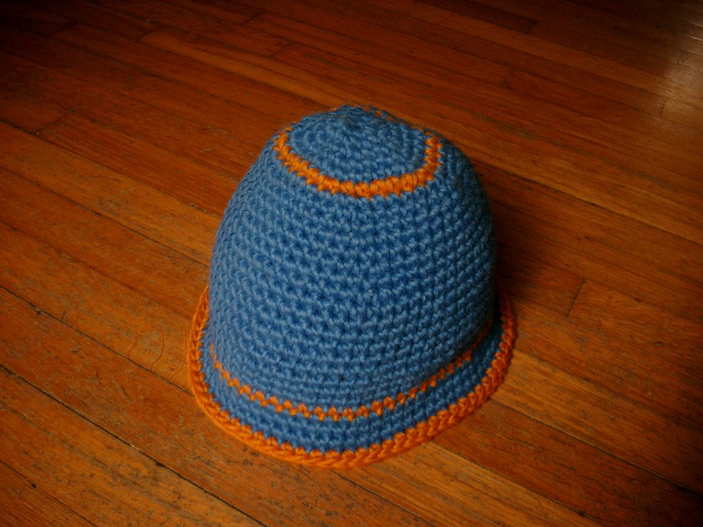 Cloudy Crochet: Cloche Hat - pattern