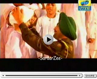 Click here to view the song video 'Pagh' by Ravinder Grewal