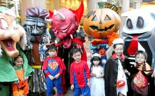 Halloween of China