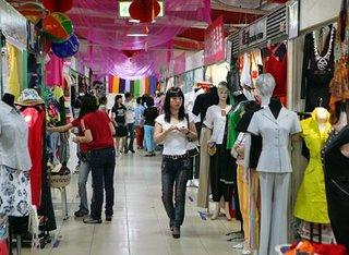 Lady street Beijing Plaza