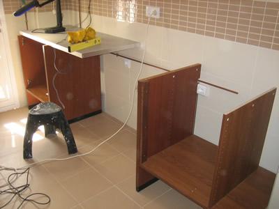 Reformando mi casa cr nica de una reforma 07 01 2006 - Patas muebles ikea ...