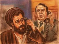 the collapse of hostage negotiations with Iran