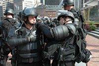 bush prepares to impose martial law