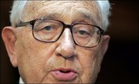 kissinger calls for 'new world order'