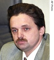 russian central banker murdered