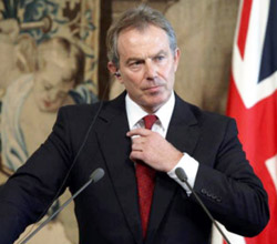 blair quizzed on bilderberg
