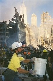 lung problems rife among WTC responders